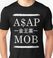 Asap Rocky Mob Unisex T-Shirt
