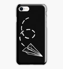 Paper plane iPhone Case/Skin