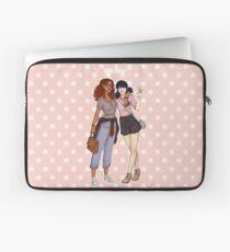 Alya and Marinette - Best Friends Laptop Sleeve