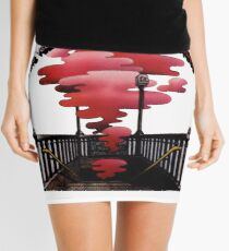 Velvet Underground Loaded Mini Skirt