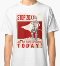 Marth Propaganda Poster T-shirt classique