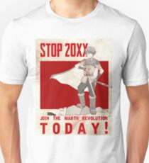 Marth Propaganda Poster T-Shirt