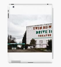 Drive-In Theater TiltShift iPad Case/Skin