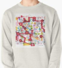 Learning Circuit Pullover Sweatshirt