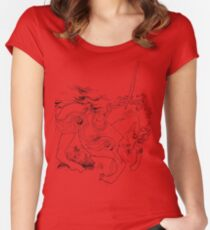 The Catcher in the Rye Women's Fitted Scoop T-Shirt