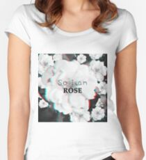So i am ROSE!! Women's Fitted Scoop T-Shirt