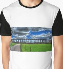 Digswell Viaduct Graphic T-Shirt