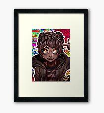 RS Rigby Framed Print