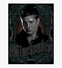 Winchester -  eldest brother Photographic Print
