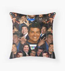george lopez 3.0 Throw Pillow
