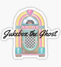 Jukebox the Ghost Sticker