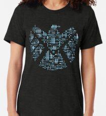 Alien Agents Tri-blend T-Shirt