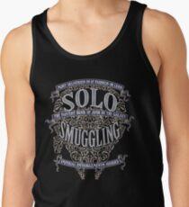 Solo Smuggling - Dark Tank Top