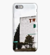 Drive-In Theater TiltShift iPhone Case/Skin