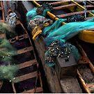 Fishing Boat Colors by Wayne King