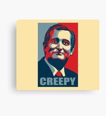 Cruz-Creepy Canvas Print