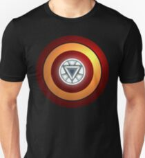Stark Arc & Shield T-Shirt