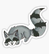 Little Sneak Sticker