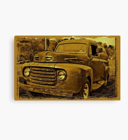 """Momma's Ford""... prints and products  Canvas Print"