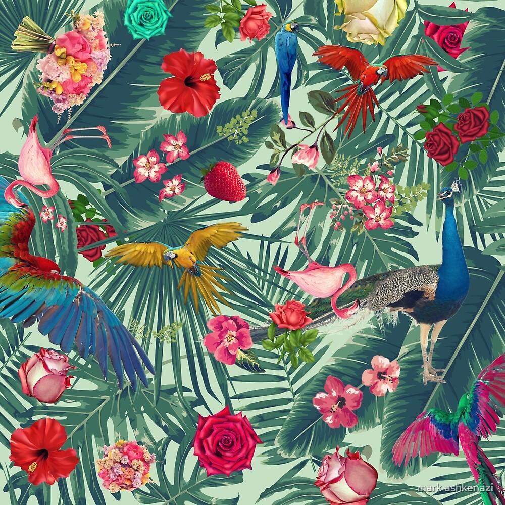 tropical fun nature  by mark ashkenazi