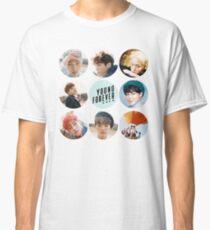 BTS Jung für immer; Alle Mitglieder Classic T-Shirt