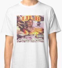 LIL B WHITE FLAME Classic T-Shirt