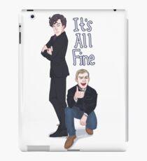 It's All Fine iPad Case/Skin