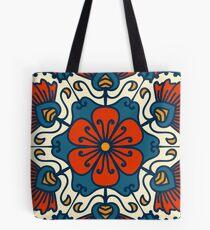 Bolsa de tela Mandala - Ornamento étnico del círculo
