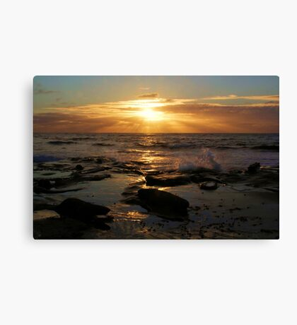 Hasta Manana Canvas Print