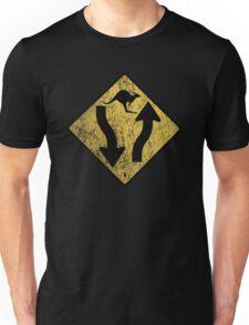 Kangaroo Sign - Urban Grunge T-Shirt