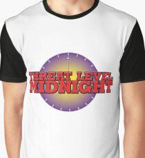 Threat Level Midnight Graphic T-Shirt
