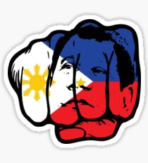 President Duterte Sticker