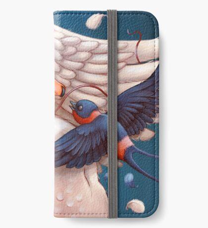 Songbirds Étui Portefeuille iPhone