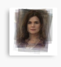 Marie Schrader Breaking Bad Canvas Print