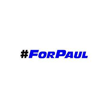 #ForPaul Blue by KyleJDM4