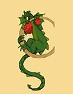 """Oscar and the Roses """"C"""" (Illustrated Alphabet) by Donna Huntriss"""