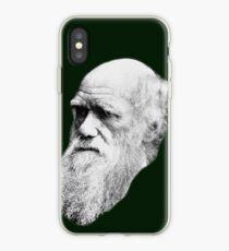 Darwin Face  iPhone Case