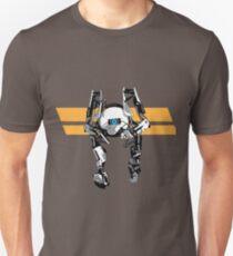 Portal 2 - Short Robot T-Shirt