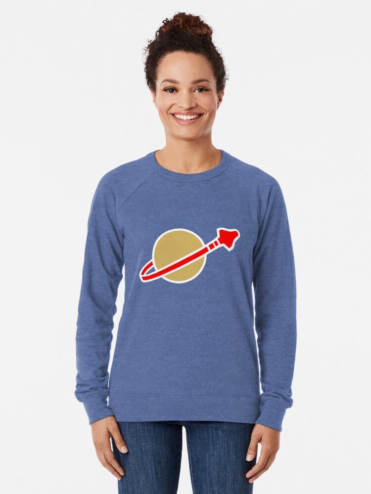 Alternative Ansicht von LEGO Classic Space Leichtes Sweatshirt