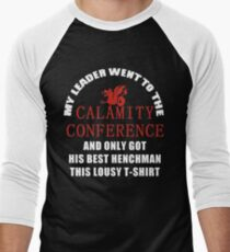 21's- Calamity Conference T-Shirt Men's Baseball ¾ T-Shirt