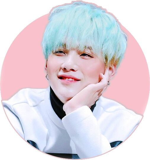 Quot Pastel Suga Min Yoongi Quot Stickers By Bagelkink Redbubble