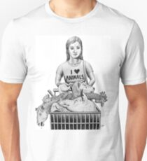 Blind to the Hypocrisy Unisex T-Shirt