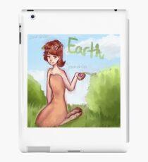 Earth Girl iPad Case/Skin