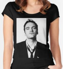 Camiseta entallada de cuello redondo Tarantino