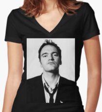 Tarantino Women's Fitted V-Neck T-Shirt