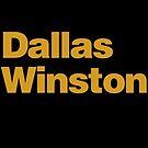 DALLAS WINSTON by rule30