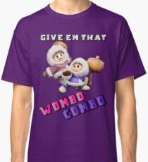 Wombo Combo Ice Climber Smash Bros Classic T-Shirt