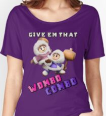 Wombo Combo Ice Climber Smash Bros Women's Relaxed Fit T-Shirt