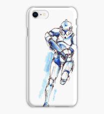 Lone Clone Trooper iPhone Case/Skin