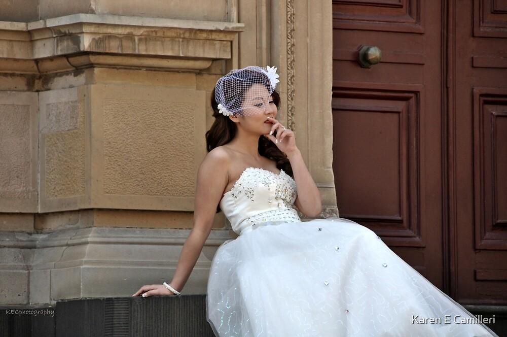 Bride's Dream by Karen E Camilleri